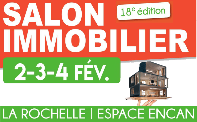 Actualit s evenements cm cic am nagement foncier for Salon habitat la rochelle